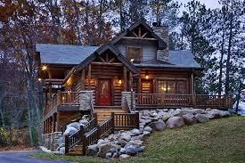 log style homes 12 real log cabin homes take a virtual tour