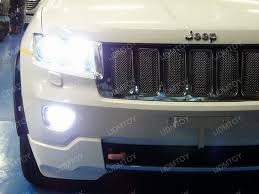 jeep grand cherokee fog lights led fog lights on jeep grand cherokee is a step up ijdmtoy blog