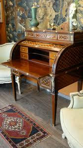 bureau style louis xvi bureau à cylindre de style louis xvi https lesbrocanteurs fr