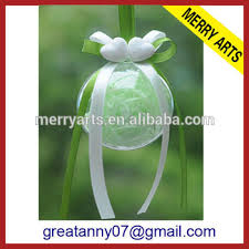 yiwu factory wholesale clear plastic acrylic fillable