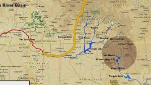 Map Of Albuquerque New Mexico by Contamination In Animas River Becomes U0027declaration Of Emergency