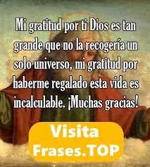 imagenes de agradecimiento al universo palabras y frases de agradecimiento a dios bendiciones recibidas