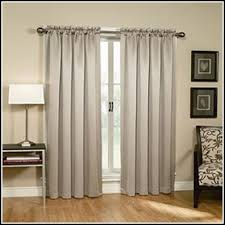 Blackout Door Curtains Lovely Door Blackout Curtains Decor With Thermal Blackout Patio