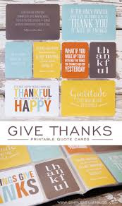 thanksgiving quotes friends give thanks printable quotes collection