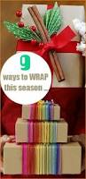 168 best christmas gift wrapping images on pinterest wrapping