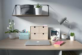 How To Organize My Desk Office Design Decor Office Desk With L Shape And Divider In