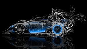 yellow and silver bugatti bugatti vision gran turismo side super water car 2016 el tony