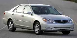 2003 toyota camry values nadaguides