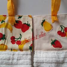 serviette cuisine essuie mains torchons serviettes fait cuisine accessoires