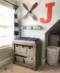 Diy Table Plans Free by Diy Changing Table Free Plans And Video Tutorial Shanty 2 Chic
