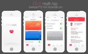 apple ios 8 health app mockup u2013 welcome to tech u0026 all