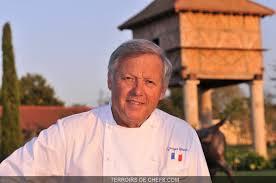 cours de cuisine georges blanc portrait chef georges blanc vonnas