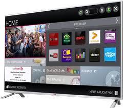 Common Smart TV LED LG 47