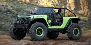 jeep forward control concept jeep trailcat crew chief 715 and other mean concepts to debut at