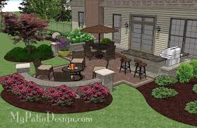 Backyard Patio Designs Charming Decoration Back Yard Patio Images 1000 Ideas About