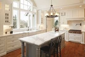 White Marble Kitchen by Kitchen Breathtaking Design Ideas Of U Shape White Kitchens