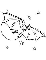 halloween bats coloring pages printable claire pinterest