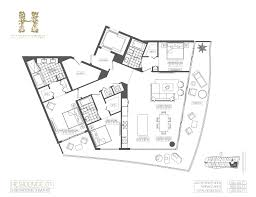 north park residences floor plan hyde beach resort u0026 residences hollywood condos for sale and