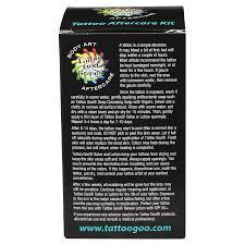 tattoo fading lotion tattoo goo tattoo aftercare kit meijer com