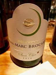 cooking to the wine jean marc brocard sainte claire chablis with