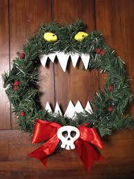 nightmare before christmas killer wreath halloween ideas and