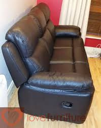 2 Seater Sofa Recliner by Leather Sofa Recliner 2 Seater