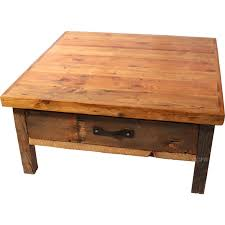 Rustic Square Coffee Table With Storage Coffee Table Rustic Square Coffee Tables 2016 Rustic Console