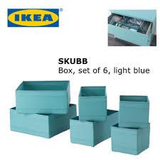 ikea skubb drawer organizer ikea skubb wardrobe organizer clothes drawer organizer box set of