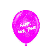 happy new year balloon happy new year balloons for new year 2018 ballons