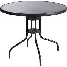 Table Et Chaises De Jardin Leroy Merlin by Table De Jardin Aix Ronde Gris 4 Personnes Leroy Merlin
