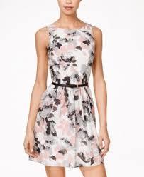 speechless juniors u0027 belted floral print dress a macy u0027s exclusive