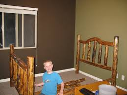 Log Bedroom Furniture Sets The Funky Letter Boutique How To Decorate A Boys Room In Setting