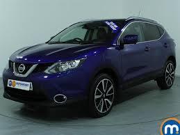 nissan dualis 2008 used nissan qashqai tekna blue cars for sale motors co uk
