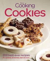 fine cooking cookies 200 favorite recipes for cookies brownies