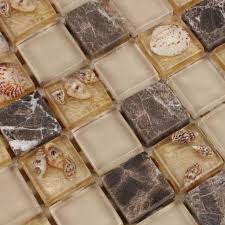 cheap glass tiles for kitchen backsplashes 18 best glass tiles images on glass tiles