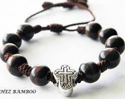 rosary bead bracelet rosary bracelet etsy