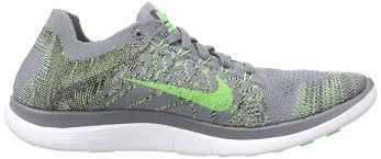 green gray amazon com nike mens free 4 0 flyknit running shoes cool grey