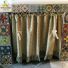 Curtains For The Kitchen Compare Prices On Lace Kitchen Curtains Online Shopping Buy Low