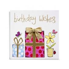 10 graceful and attractive birthday cards to send your wish to