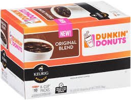 dunkin donuts original blend k cup hy vee aisles grocery