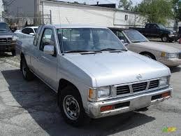 nissan platinum truck 1993 platinum metallic nissan hardbody truck regular cab 30281245