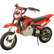 rebo 2017 yz350e mini dirt bike 24v electric motorbike red