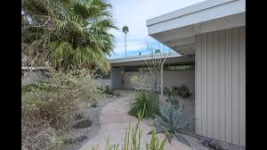 spanish revival colors sleek donald wexler home in palm springs revealed beneath its