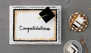 graduation cake toppers how to choose the graduation cake walmart