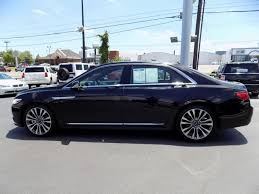 continental toyota used cars 2017 lincoln continental reserve awd clarksville tn area toyota