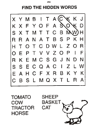Printable Halloween Word Search Puzzles by Awesome Word Search Puzzles For Both Big And Small