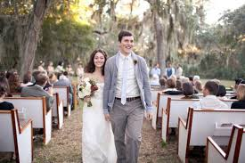 Outside Weddings Fresh Garden Wedding Ruffled