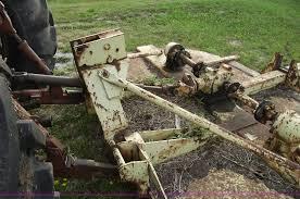 fmc pg210 sidewinder 10 u0027 rotary mower item 5445 sold ju