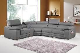 Cheap Leather Corner Sofas Dakota Grey Bonded Leather Corner Sofa Left Corner Sofa