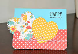 make your own card wonderful home make your own anniversary card made golden heart